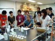 他大学の学生を対象とした講義・実習や他大学の講義・実習