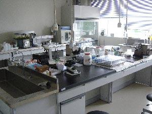 組織学実験室